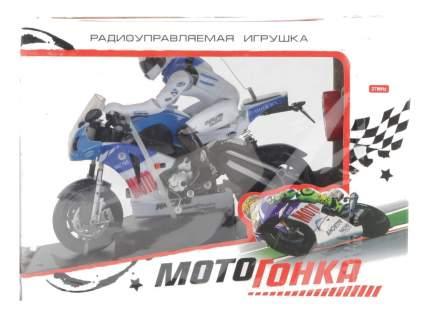 Игровой Мотоцикл радиоуправляемый мотогонка на аккум Zhorya ZYC-0630-B4