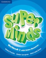 Super Minds 1 WB + Onl Res