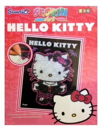 Мозаика из блесток KSG Hello Kitty. Готика