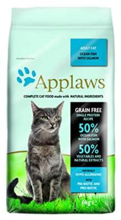 Сухой корм для кошек Applaws, беззерновой, океаническоая рыба, 6кг