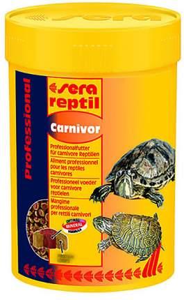 Корм для рептилий Professional корма, рыба, 100мл