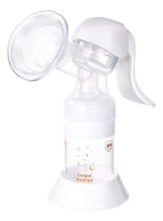 Молокоотсос Canpol Babies Basic Ручной с принадлежностями