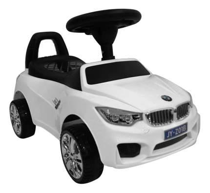 Толокар BMW белый RIVERTOYS