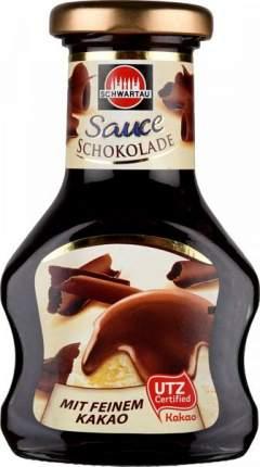 Соус десертный Schwartau шоколадный 158 г