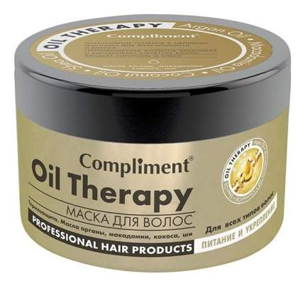 Маска для волос Compliment Oil Therapy 500 мл