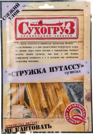 Путассу сушеная Сухогруз стружка 70 г