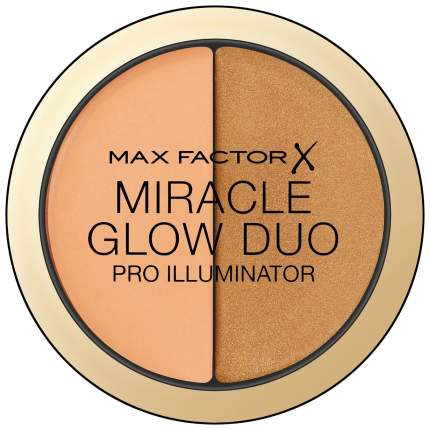 Хайлайтер Max Factor Miracle Glow Duo 30 Deep