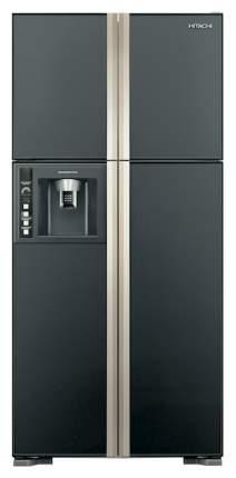 Холодильник Hitachi R-W 662 FPU3X GBK Black
