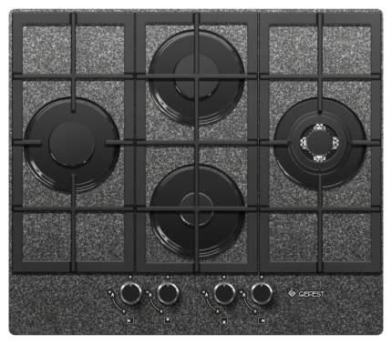 Встраиваемая варочная панель газовая GEFEST ПВГ2231-01 К43 Black