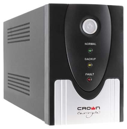 Источник бесперебойного питания CROWN CMU-SP650 IEC Black