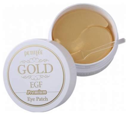 Патчи для глаз Petitfee Premium Gold & EGF Eye Patch 60 шт