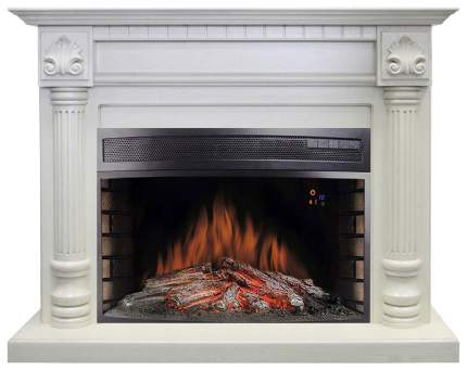 Электрокамин Royal Flame Edinburg, слоновая кость