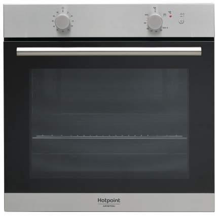 Встраиваемый газовый духовой шкаф Hotpoint-Ariston GA2 124 IX HA Black