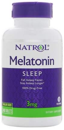 Добавка для сна Natrol Melatonin 240 табл. натуральный