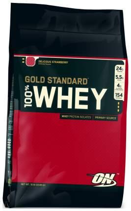 Протеин Optimum Nutrition 100% Whey Gold Standard 4550 г Strawberry