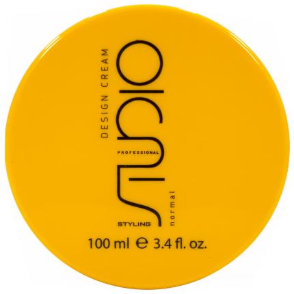 Моделирующие сливки Kapous Professional Styling Design Cream нормальной фиксации 100 мл