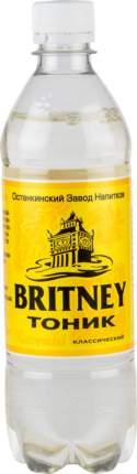 Напиток безалкогольный газированный Останкинский завод напитков тоник пластик 0.5 л