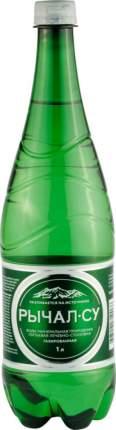 Вода минеральная Рычал-Су газированная пластик 1 л
