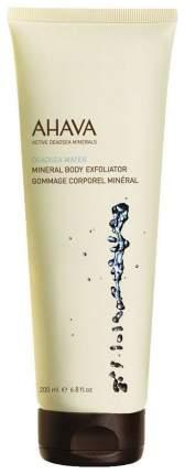 Скраб для тела Ahava Deadsea Water Mineral Body Exfoliator 200 мл