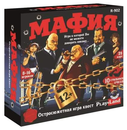 Семейная настольная игра PlayLand Мафия