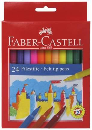 Фломастеры Faber-Castell Замок 24 шт