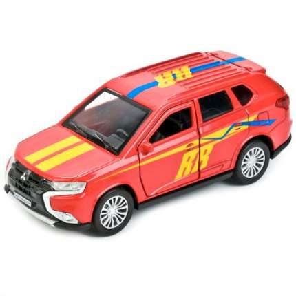 Машинка Технопарк металлическая инерционная mitsubishi outlander спорт 12 см