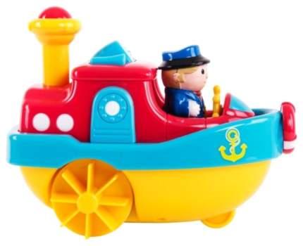 Игрушка для купания Happy Kid Пароход 3951