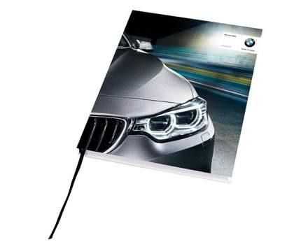 Блокнот BMW 80602356853