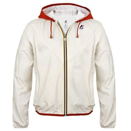 Женская куртка Fiat 50906978 white and red 500c