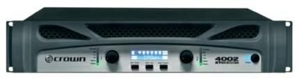 Усилитель звука Crown XTi 4002