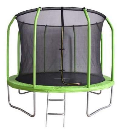 Батут Bondy Sport BS6FTGR с сеткой и лестницей 183 см, green