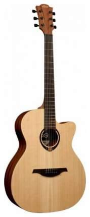 Электроакустическая гитара шестиструнная LAG GLA T70ACE