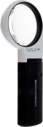 Лупа асферическая Eschenbach mobilux LED 5.0х ручная с подсветкой диаметр 58 мм