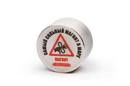 Неодимовый магнит диск  Великан 50х20 мм, N38