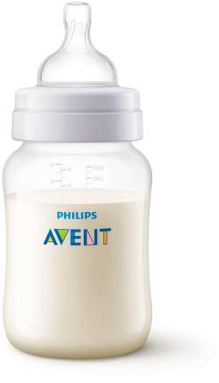 Бутылочка для кормления Philips Avent Anti-Colic 260мл PP SCF813/17