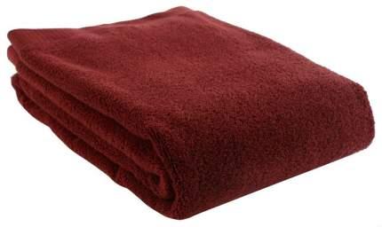 Полотенце банное бордового цвета Essential 90х150