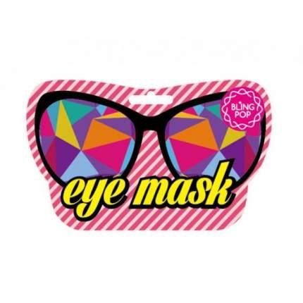 Маска для глаз BLING POP COLLAGEN HEALING EYE MASK 10мл