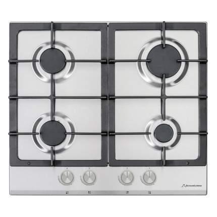 Встраиваемая варочная панель газовая Schaub Lorenz SLK GE6523 Grey/Black
