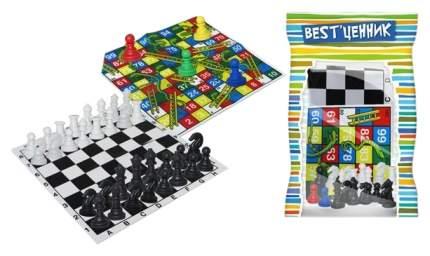 "Настольная игра 2 в 1 ""Шахматы"" S+S Toys"