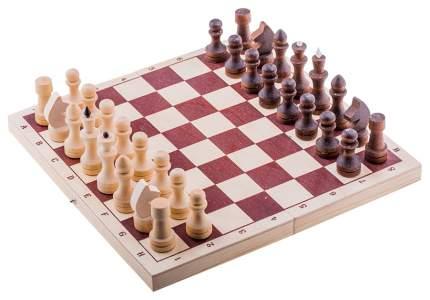 Шахматы турнирные утяжеленные с доской
