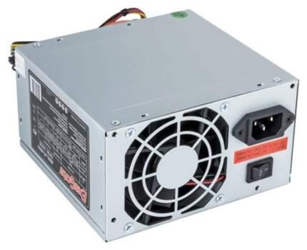 Блок питания 500Вт ATX 2.3 Exegate AB500 8 см, 24 плюс 4pin, 2*SATA, 2*IDE-Molex