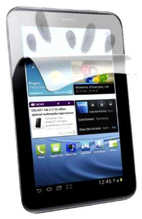 Пленка защитная для экрана Samsung Galaxy Tab 10.1, против отпечатков