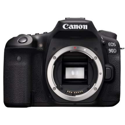 Фотоаппарат зеркальный Canon EOS 90D Body Black