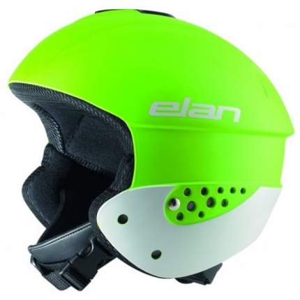 Горнолыжный шлем Elan RC Race 2018 green, XS