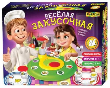 Настольная игра Фортуна Веселая закусочная 79325