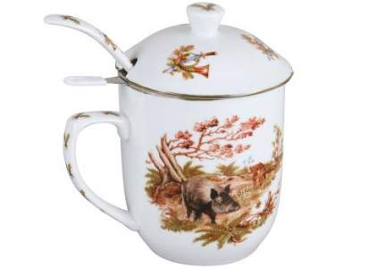Кружка для заваривания чая ROSENBERG, 300 мл