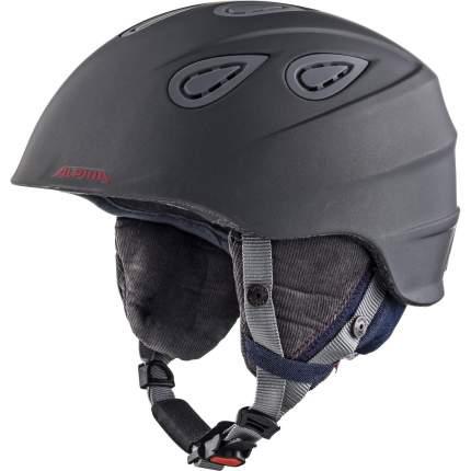 Горнолыжный шлем Alpina Grap 2.0 LE 2019, синий/серый, L