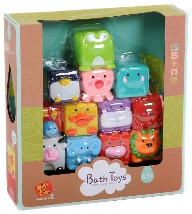 Набор игрушек для купания Животные арт. B1733095