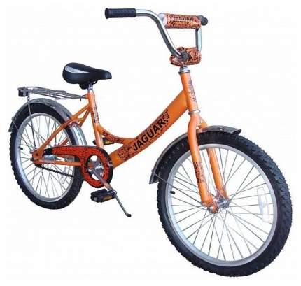 Велосипед Jaguar MS-202 Steel двухколесный оранжевый 20