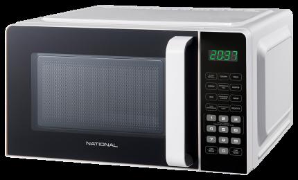 Микроволновая печь соло NATIONAL NK-MW160S20 White